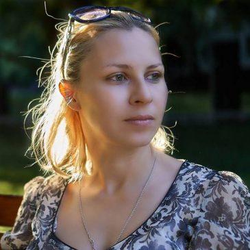 Голая Анна Рубанова